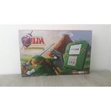 Consola Nintendo 2ds The Legend Of Zelda Ocarina Of Time 3d