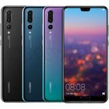 Huawei P20 Pro 128gb Dual 4g 6gb Ram 40mp+20mp+8mp 4000 Mah