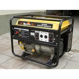 Generador Eléctrico Grupo Electrógeno Toyama 5000- Impecable