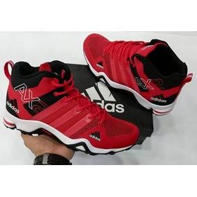 b00f49915fdfd Tenis Adidas Negros En Bota Para Hombre - Tenis en Mercado Libre ...