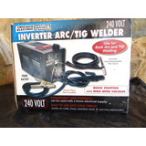 Maquina De Soldar Inverter Arc/tig Welder Chicago Electric