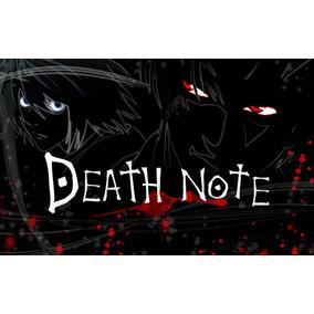 Coleção Box Dvd Death Note Todas Temporadas Completo Dublado