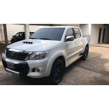 Toyota Hilux 3.0 D4d Srv Cuero 171cv 4x2 - 2015