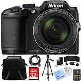 Nikon Coolpix B Mp 40x Zoom Óptico Cámara Digital 32gb W1