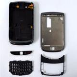 Carcaça Traseira De Trás Blackberry Torch 9800 3.2 Polegadas