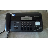 Fax Panasonic Kx-ft988 Papel Termico Contestador Impecable