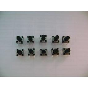 10 Microchaves Dos Botões Peças Teclado Korg I-3 Kit Novo