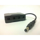 Avtech T4dc(pcon01z)- Distribuidor De Energia Para 4 Camaras