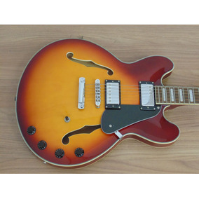 Guitarra Giannini Gsh350 Diamond Honey Burst 05930 Original