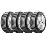 Kit Pneu Pirelli 215/50r17 Cinturato P7 91v 4 Unidades