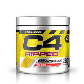 Pre- Entrenamiento C4 Ripped Fruit Punch