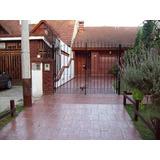 Dueño Vende Casa Duplex 3 Amb. Parque/garage/jardín