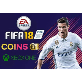100.000, 100 Mil Fifa 18 Coins Ultimate Team Ea Xbox One 1