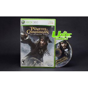 Xbox 360 - Pirates Of The Caribbean At World