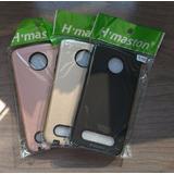 2 Capas Case Anti Impacto H Maston Moto Z2 Play 5.5 Xt1710