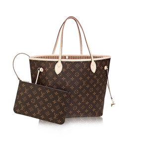 Bolsa Louis Vuitton Neverfull Monograma Tamanho M