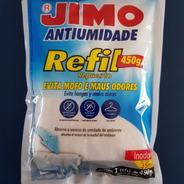 Kit Com 10 Jimo Antiumidade Refil 450g Anti Umidade