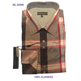 Camisa Social Slim Giorgio Bianco
