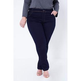Calça Jeans Plus Size Cigarrete Julia Plus Frete Grátis
