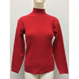 Pullover Sweater Mujer Lago Puelo Impecable!!