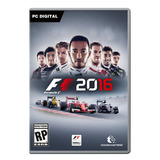 F1 2016 Formula 1 Steam Key Juego Pc