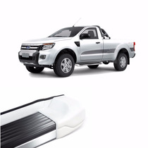 Estribo Nova Ranger Cabine Simples 2012/...- Cor Original