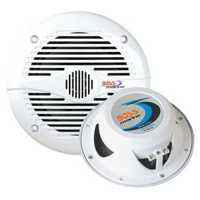 Parlantes Nautica Boss Mr60 6.5 200 Watt 2 Vias ( Par )