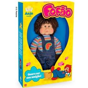 Lançamento Boneco Fofão 1051 - Brinquedos Anjo
