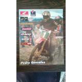 Autógrafo Pedro González - Deportista Venezolano - Motocross