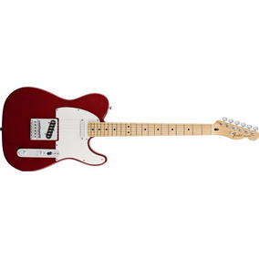 Fender Telecaster Standard Mexico Mango De Maple