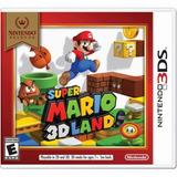 Super Mario 3d Land Nintendo 3ds Ntsc-u Nuevo Fisico Sellado