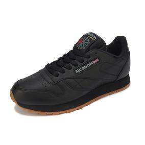 Tênis Masculino Reebok Classic Cm Leather Preto