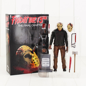 Action Figure Jason Voorhees Friday The 13th
