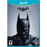 Batman Arkham Origins. Original. Físico. Sellado. Wii U