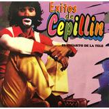 Cd Cepillin Exitos El Payasito De La Tele