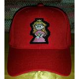 Princesa Mario Bros Gorra Nes Nintendo Diseno Energy