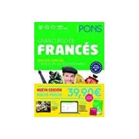 Gran Curso Pons De Frances (en Papel)