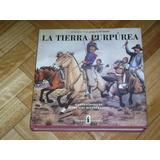 G. E. Husdson. La Tierra Purpúrea. Reproduccio Molina Campos