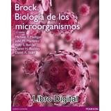 Brock. Biología De Los Microorganismos Edicion 14 Año 2015