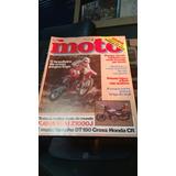 Revista Moto Quatro Rodas 1982*