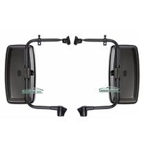 Kit Espelho Retrovisor Externo Caminhao Vw 8.120 8.140 8.150