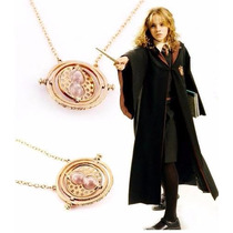 Collar Harry Potter Hermione Gira Tiempo