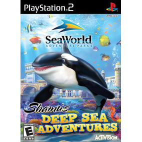 Jogo Ps2 Sea World: Shamu