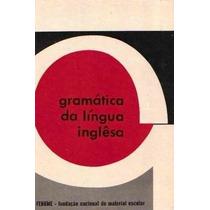 Livro Gramática Da Língua Inglêsa Oswaldo Serpa