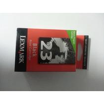 Lexmark Cartuchos Originales No. 23 Negro