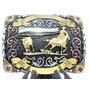 Fivela Grande Laço Comprido Sumetal 9057fj