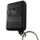 Carcasa Control Alarma Bunker 2 Boton Pasta Nueva