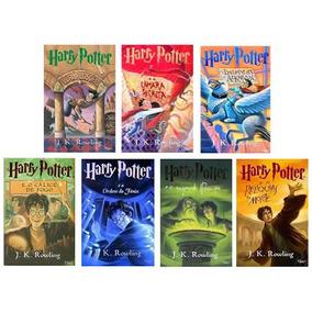 Coleção Harry Potter - 7 Livros - Audiolivros - Original