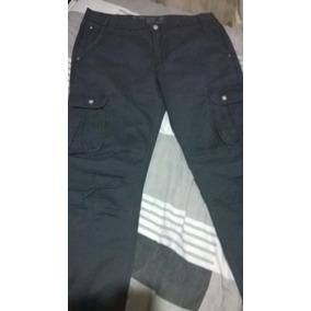 Pantalones Unicolor Camuflados J.c. Lindos
