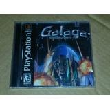 Juego Playstation Galag Ps One Ps1 Ps2 Play Nuevo Sellado